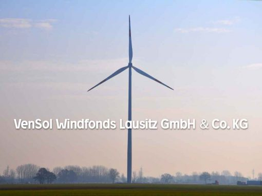 Geschützt: VenSol Windfonds Lausitz