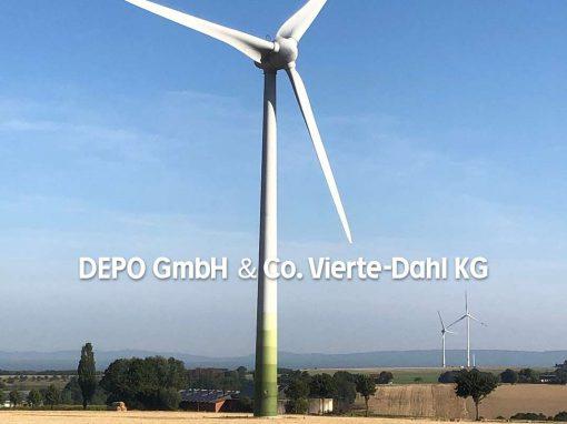 Geschützt: DEPO GmbH & Co. Vierte Dahl KG