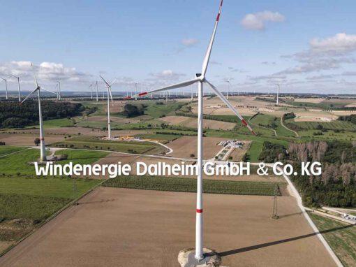 Geschützt: Windenergie Dalheim GmbH & Co. KG